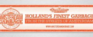 Amsterdam Garbage logo & banner