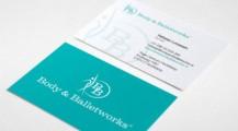 Body & Balletworks businesscard