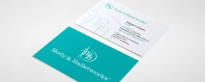 Body & Balletworks businesscard