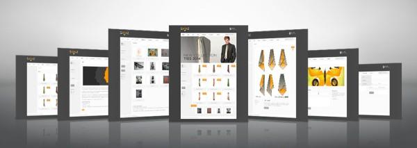 Sanaz website