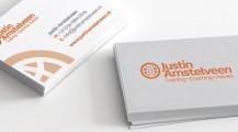 Justin Amstelveen corporate identity