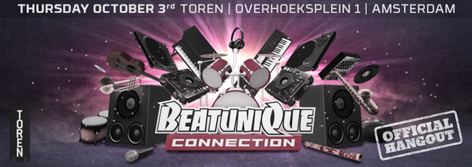 BeatuniQue-Connection-flyer_Toren1