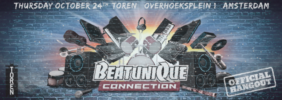 BeatuniQue-Connection-flyer_Toren2