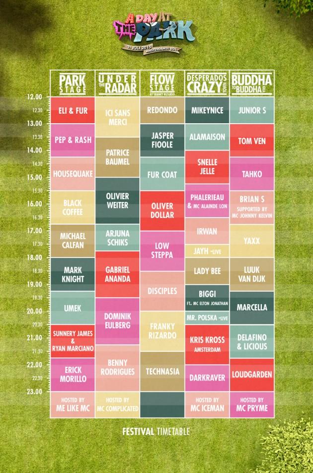 ADATP-Timetable