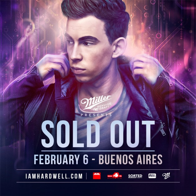 Hardwell-UnitedWeAre_Buenos-Aires-Sold-Out