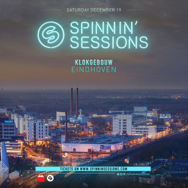 SpinninSessions_Eindhoven